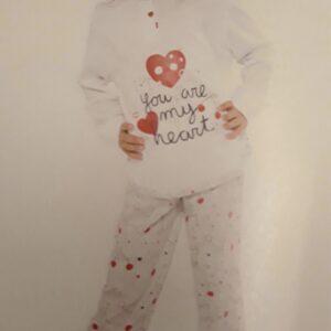 pigiama bambina gary cotone