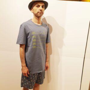 t-shirt-uomo-Perofil-cotone-stampa-estiva